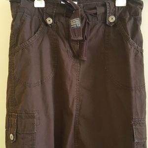 H&M Utility Skirt